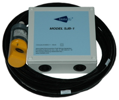 Model 12 DO Sensor with Model SJB-1 Junction Box for Class 1, Div. 2